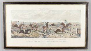 After John Dean Paul, 'The Leicestershire Hunt'