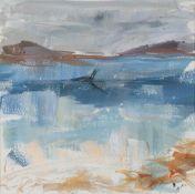λ Tuëma Pattie (Irish b. 1938), 'All I saw of a whale, Antarctica 2010'