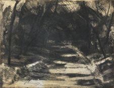 λ Richard Robbins (British 1927-2009) 'Pilgrims way'