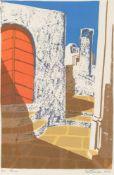 λ Alan Turner (Contemporary), 'Thira, Santorini'