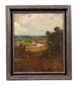 λ Alfonso Toft (1866-1964) 'Landscape'