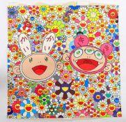 Takashi Murakami (Japanese b.1962), 'Kaikai and Kiki: Lots of fun'
