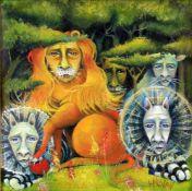 λ Heather Nevay (b.1965), 'In the Forest'