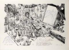 λ Chris Orr (British b.1943), '1796 and All That, 1996'