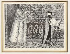 Edward St. John Gorey (American 1925-2000) 5 limited edition theatrical subject prints