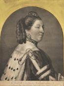 After Joshua Reynolds, 'Elizabeth, Countess of Northumberland '