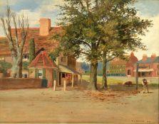 Thomas J. Purchas (British Exh. 1880-1894), 'A Port of Call'
