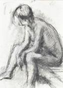 λ Richard Robbins (British 1927-2009), Nude figure