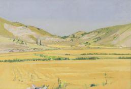 λ Daphne Todd (b. 1947), 'Spanish Cemetery'