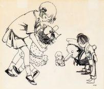 λ Honor C. Appleton (British 1879-1951), 'You and I Will Do the Foxtrot'