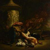 Follower of Jan Weenix (Dutch 1640-1719), 'Still life with dead game'