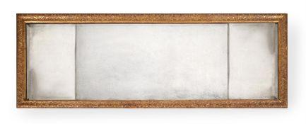 A GEORGE II GILTWOOD AND GESSO WALL MIRROR, CIRCA 1755