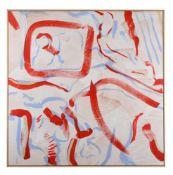 λ Bruce Tippett (British 1933-2017), Untitled (Red + Blue)