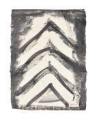 λ Bruce Tippett (British 1933-2017), Untitled (Grey Pyramids)