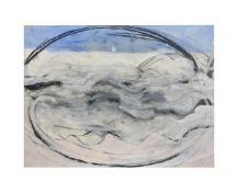 λ Bruce Tippett (British 1933-2017), Untitled (Seascape in Blue)