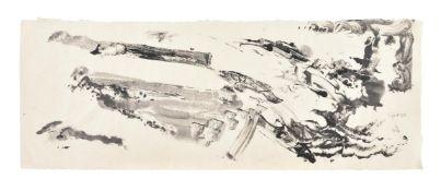 λ Bruce Tippett (British 1933-2017), Untitled (Abstract Landscape)