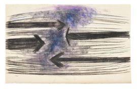 λ Bruce Tippett (British 1933-2017), Untitled (Arrows)
