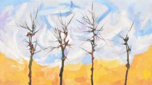 λ Bruce Tippett (British 1933-2017), Study of Thorns