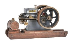 A well engineered model of an 'Economy' stationary engine