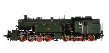 A gauge 1 Aster for Fulgurex model of a Bavarian Gt 2 x 4/4 side tank locomotive