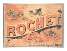 Rochet 74. Rue de la Folie-Regnault Paris Courmont Freres
