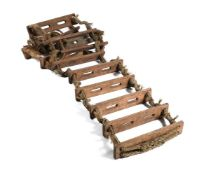 A M T V ships Jacobs ladder