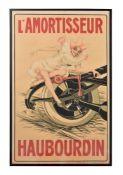 Attributed to Jean Leon Henri Gouweloos L'Amortisseur Haubourdin