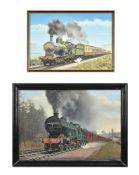 George Heron (early 20th century), 328 locomotive