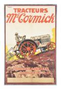 Hemjie, Tracteurs McCormick