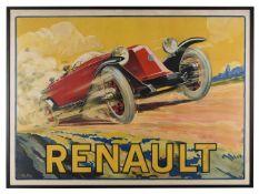 Rene de Bas (dates unknown), Renault
