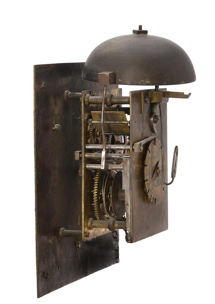 A GEORGE III OAK THIRTY-HOUR LONGCASE CLOCK - Image 4 of 4