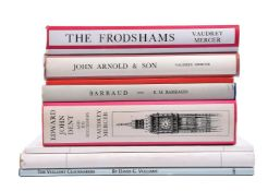 HOROLOGICAL MONOGRAPHS, Six publications:
