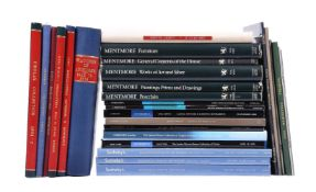 HOROLOGICAL AUCTION CATALOGUES, Mainly single-owner collections: