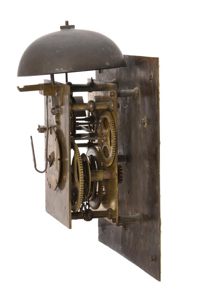 A GEORGE III OAK THIRTY-HOUR LONGCASE CLOCK - Image 3 of 4