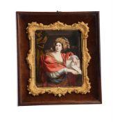 Y AFTER DOMENICHINO (ITALIAN, 1581-1641), SECOND HALF 19TH CENTURY, THE CUMAEAN SIBYL