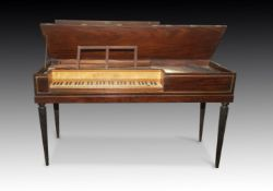 Y† ERARD, PARIS; A 5 OCTAVE FF- F3 EARLY SQUARE PIANO, 1798, NUMBER 3915