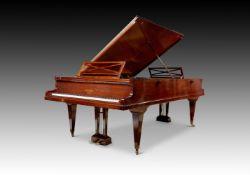 Y† PLEYEL, PARIS; A RARE DOUBLE GRAND PIANO, NUMBER 18907, 1929