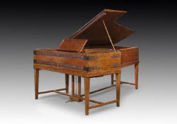 Y† BROADWOOD; A 7'4'' BARLESS GRAND PIANO, DATED 1904