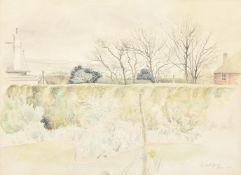 λ Gilbert Spencer (British 1892-1979), Thurleston