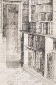 λ Reginald Brill (British 1902-1974), The Library