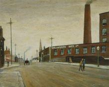 λ Arthur Delaney (British 1927-1987), Claremont Street