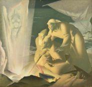 λ R. H. Bamer (British 20th century), The History of Glass