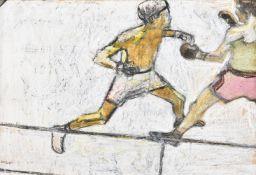 λ Sam Rabin (British 1903-1991), The Main Event