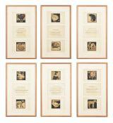William Nicholson (British 1872-1949), The Square Book of Animals