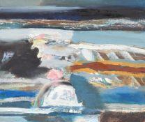 λ Derek Hyatt (British 1931-2015), Light Moves Across the Moor