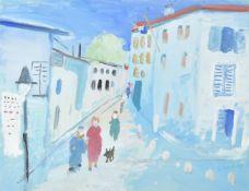 λ André Lanskoy (French/Russian 1902-1976), Landscape
