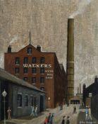 λ Arthur Delaney (British 1927-1987), The Walkers Factory