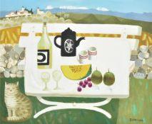 λ Mary Fedden (British 1915-2012), In the Luberon