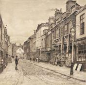 Henry and Walter Greaves (British 1850-1900 & 1846-1930), Duke Street