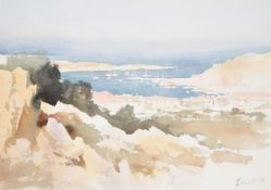 λ Edward Seago (British 1910-1974), View of Porto Servo